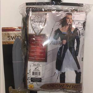 Snow White & the huntsman costume